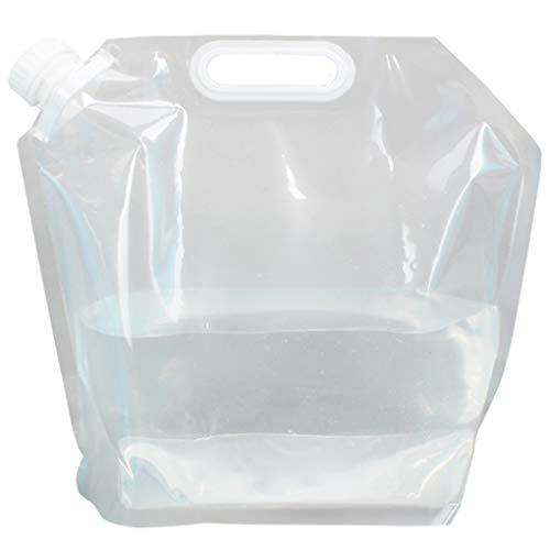 Yihaifu Cping Wandern BPA frei Weiches freies Wasser Polymer zusammenklappbaren beweglichen faltender Wasser-Speicher-Beutel-Container