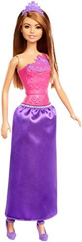 Mattel Barbie Teresa Princesa Violeta Muñeca Princess