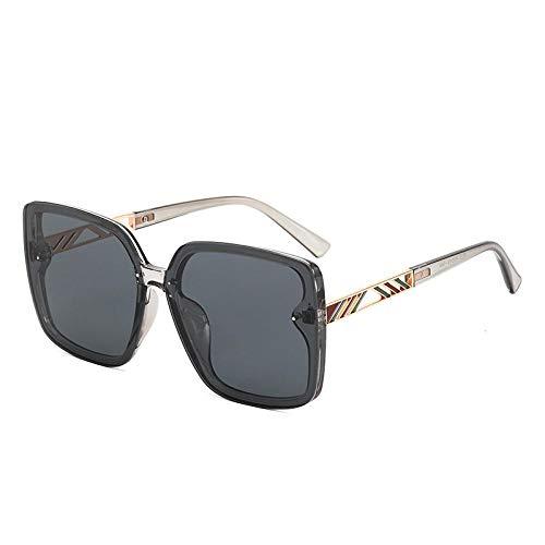 Gafas De Sol Hombre Mujeres Ciclismo Gafas De Sol Cuadradas De Moda para Mujer Gafas De Aleación Gafas De Sol Hombres Gafas Retro-Dy1121-3