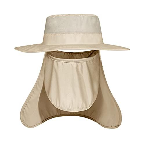 Zonnebrandcrème visser hoed outdoor cover gezicht zonnebrandcrème hoed anti-ultraviolet vis hoed waterdicht en winddicht