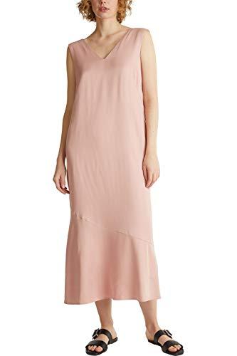 ESPRIT Collection Damen 030EO1E347 Kleid für besondere Anlässe, 685/NUDE, 40
