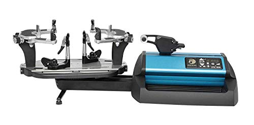 Gamma Sports MGXLT-10 XLT Stringing Machine, Blue/Black, One Size