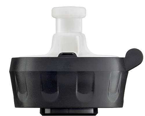 SIGG KBT Base only couvercle pour gourde (taille unique), pièce de rechange pour bouteille SIGG, bouchon étanche (partie inférieure uniquement)