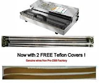 FIVE (5) Factory Weston PRO-2100 (65-0101) and PRO-2300 (65-0201) Pro Series Heating Element Wires.PLUS 2 FREE PTFE Cloth Tapes !