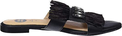Gioseppo 45354, Sandalias con Plataforma Mujer, Negro (Black), 36 EU