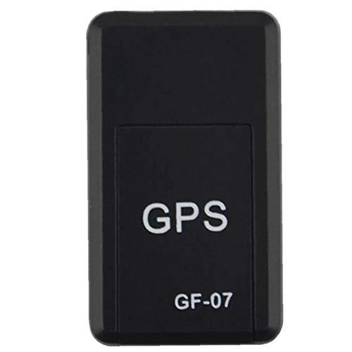 GGOOD GPS Rastreador Mini Antirrobo Localizador GPS Seguimiento En Tiempo Real del Dispositivo De Posicionamiento Dispositivo para Niños De Personas Mascotas