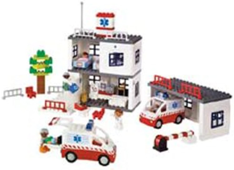LEGO Duplo Krankenhaus Set Notarztwagen 9226