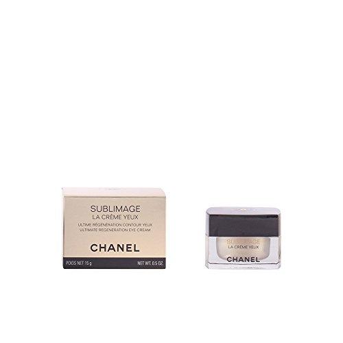 Chanel Sublimage La Crème Yeux Regenerationscreme für die Augen 15g