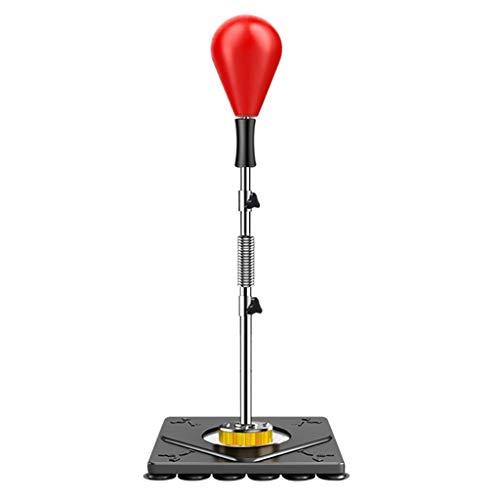 Boxe Piattaforma Punchingball Sacco di Sabbia per Sacco Supporto Antistress E Fitness Colpire Speed Ball Bicchiere per Uso Domestico Rimbalzo Ad Alta