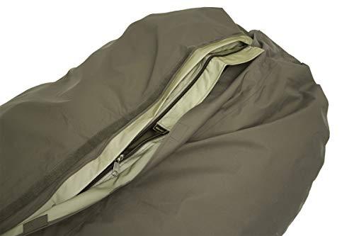 Carinthia Sleeping Bag Cover Biwaksack Ultra leicht Wasserdicht Atmungsaktiv Notfall-Zelt aus Gore-Tex