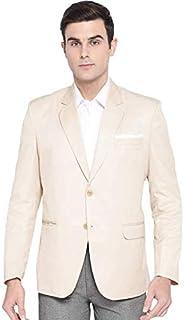 Oshano Mens Casual Blazer Slim fit Long Sleeve Jacket Casual Suits Blazer Jackets Luxrio-BLZR_MRN