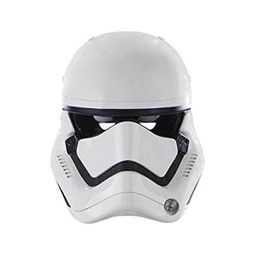 Star Wars - Máscara de Soldado Imperial de El despertar de la fuerza (Talla Única) (Multicolor)
