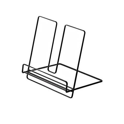Soporte de Libro de Cocina Soporte de Receta Ajustable Robusto Soporte de Libro de Acero Estante de La Tableta Soporte de Lectura para Cocina Cocina Libro de Receta Tablet Libro