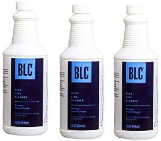 3x National Chemicals BLC Beverage System Cleaner - 32 oz (Pack of 3)
