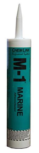 M-1 Marine Grade Structural Adhesive/Sealant Gray