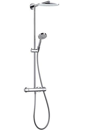 hansgrohe Raindance S 180 Air Duschsystem (wassersparend, 3 Strahlarten) Chrom