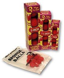 Mini balles Goshman (Rouge)
