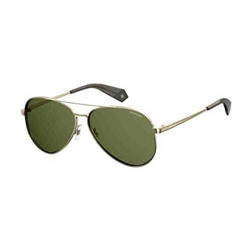 Polaroid PLD 6069/S/X GOLD/GREEN (BY SARA) (J5G UC) - Gafas...