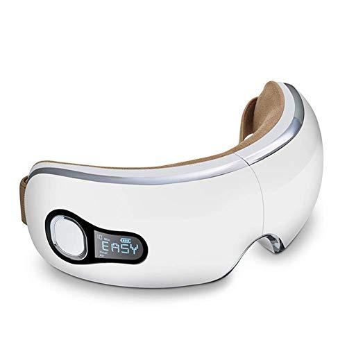 WangXN oogmassageapparaat met luchtdruk-oogmassageapparaat trilmassage muziek infrarood warmtetherapie