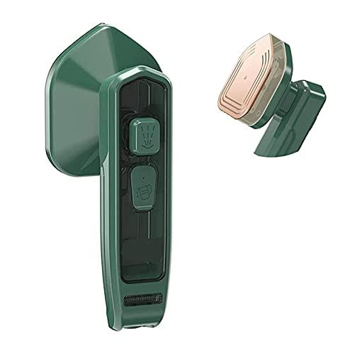 BOYH vaporizador de Ropa Vertical y Horizontal, Micro Plancha de Vapor Profesional no se Necesita Tabla de Planchar para el hogar y los Viajes