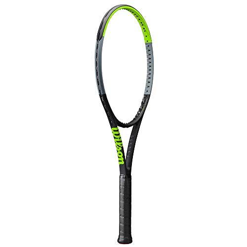 Wilson Blade 104 Sw V7.0 Tns Encordado: No 306G Raquetas De Tenis Raquetas De Competición Negro - Verde Claro 4