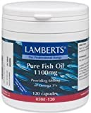 Pure Fish Oil 1100mg by Lamberts Healthcare