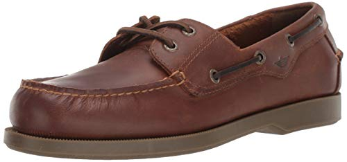 Leather Deck Shoes for Men