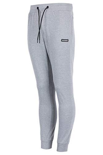 Sundried Gris para Hombre chándal Pantalones Deportivos Pantalones Deportivos (Orden de 2 tamaños de hasta)