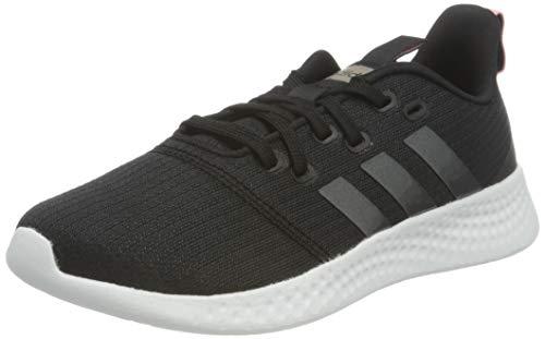 adidas Puremotion, Zapatillas de Running Mujer, NEGBÁS/GRISEI/SUPPOP, 37 2/3 EU