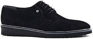 Tamboğa P-607 Erkek Süet Klasik Ayakkabı