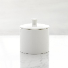 Maison Sugar Bowl with Lid + Reviews | Crate and Barrel