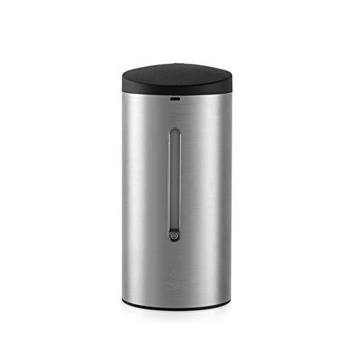 liushop Soap Pump Automático, Acero Inoxidable, dispensador de jabón, hogar, hostelería, Aseo, jabón de Manos, jabón líquido, Caja de 4 Colores Opcionales dispensador automático de jabón o detergente