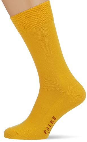 FALKE Herren Family Socken, gelb (Sun ray 1316), 39-42