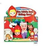 SHOW TIME 7290 – Marionetas 4 piezas Caperucita Roja.