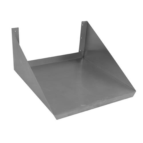 """Turbo Air TMWS-1922 Microwave Oven Stand, 19"""" x 22"""", stainless steel"""
