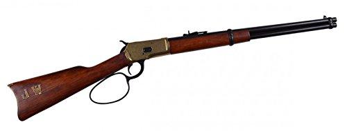 Denix Replik Winchester 1892 Cowboy Version Carabiner 92 Gewehr messingfarben Dekoration