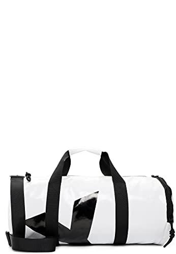 Suri Frey Jessey-Plane Weekender - Borsa da viaggio, 61 cm, bianco, Taglia unica
