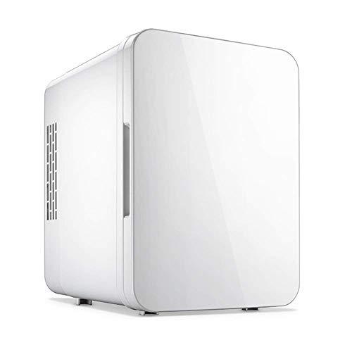 4l Mini refrigerador, refrigerador de una sola puerta for el hogar Dormitorio del estudiante del refrigerador del refrigerador en miniatura del refrigerador pequeño del refrigerador de la nevera-gris