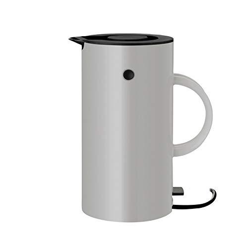 Stelton 890-2 EM77 - Hervidor de agua (algodon, 1,5 L), color gris