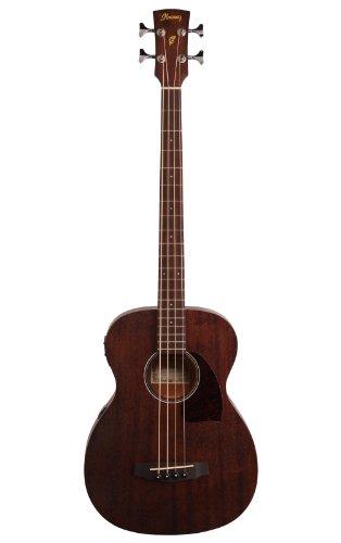 Ibanez PCBE12MHOPN 4-String Acoustic Bass Guitar