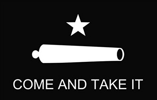 Keen Come and Take It Anti-Gun Control Decal Vinyl Sticker| Cars...