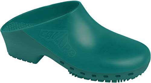 CALZURO Green Without Upper Ventilation Holes - 44/45 US Men's 11.0-12.5