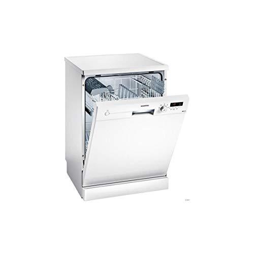 Lave vaisselle 60 cm Siemens SN215W02AE - Lave vaisselle Blanc - Classe énergétique A+ / Affichage temps restant - Départ différé
