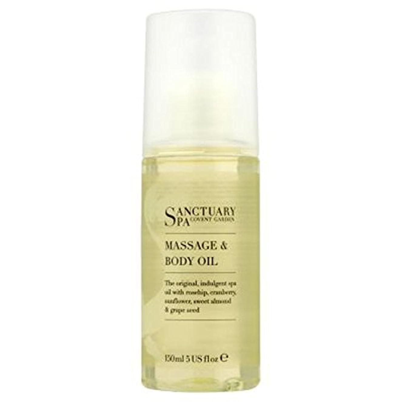 補正配管観光Sanctuary Daily Spa Escape Massage and Body Oil - 150ml - 聖域毎日のスパエスケープマッサージやボディオイル - 150ミリリットル (Sanctuary) [並行輸入品]