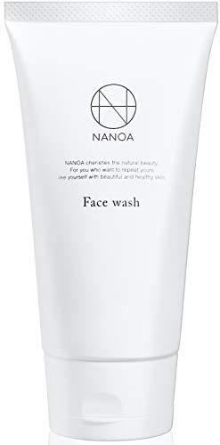 (ナノア)NANOA 洗顔フォーム 皮膚科医が大注目のヒト幹細胞 洗顔 保湿 毛穴 黒ずみ エイジングケア ビタミンC誘導体 洗顔料 無添加 日本製