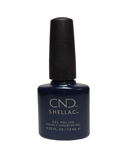 CND Shellac Vernis à ongles en gel UV soak off de choisir parmi 89 couleurs Inc Toutes les collections et la nouvelle collection Garden Muse (allthingsbountiful) (Midnight Swim)