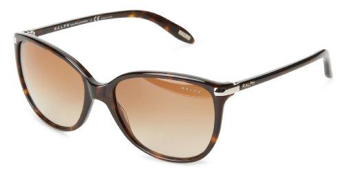 Ralph Lauren RALPH BY Ra5160 Gafas de sol, Dark Tortoise, 57 para Mujer
