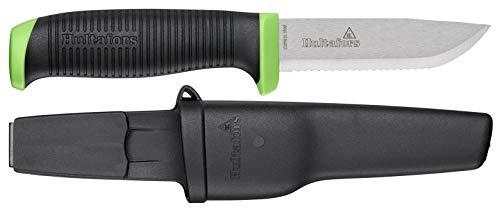Hultafors 380230 RKR GH - Coltello per corda, colore: Verde/Nero