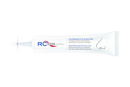 RC Gel de hidratación natural para la nariz y la mucosa nasal irritada y seca