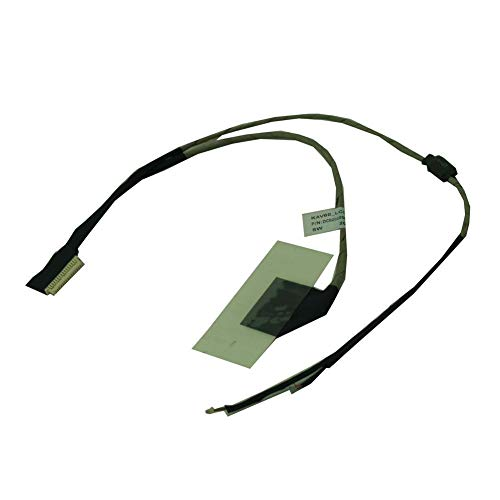 KENAN Nuevo Cable de Pantalla de Video LVDS LCD LED para Acer Aspire One D250 AOD250 Series P/N:KAV60 DC02000SB50